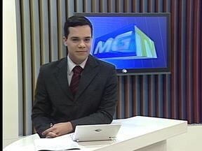 Veja os destaques do MGTV 1ª edição em Uberaba desta terça (27) - Veja os destaques e notícias desta terça-feira
