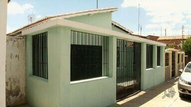 Polícia prende quatro suspeitos de assalto a banco e sequestro - Eles foram presos em Camocim, no litoral do Ceará.
