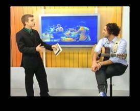 Banda Laburla toca no encerramento do JA - Banda se apresenta no RS.