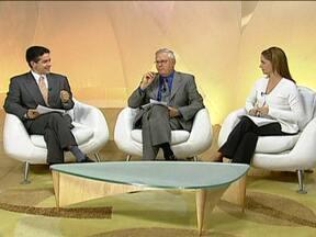 Reveja atuação de Joelmir Beting no Antena Paulista em 1999 - O jornalista, que faleceu esta semana, foi comentarista e apresentador do Antena Paulista.