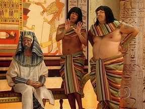 Os Caras de Pau - Programa de domingo, dia 02/12/2012, na íntegra - Veja as confusões hilárias de Jorginho e Pedrão