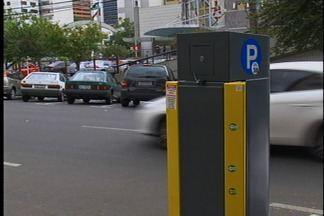 Começa a funcionar na segunda-feira as novas vagas da área da verde - Serão disponibilizadas 608 vagas a mais de estacionamento no centro de Caxias