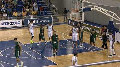 Minas e Uberlândia vencem pelo NBB - Os dois times mineiros jogaram em casa.