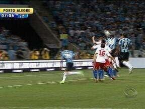 Reveja o gol de André Lima contra o Hamburgo - Gol foi o primeiro marcado na Arena.