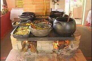 Sabor da roça - Restaurantes lucram com a oferta de comidas simples e saborosas, oferecidas na zona rural. A reportagem faz parte da retrospectiva do Nosso Campo