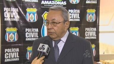 Polícia Civil faz balanço sobre 2012 - A Polícia Civil do Amazonas apresentou um balanço das ações realizadas pela instituição em 2012.