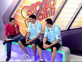 Gruber e Cipolini fala sobre o jogo deste sábado, contra o Suzano - Alas comentam como o time do Triângulo vai enfrentar os paulistas