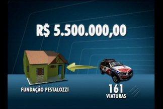 Ministério Público estima que quadrilha que vendia carros recebeu mais de R$ 5 milhões - MP quer saber se outras entidades filantrópicas estão envolvidas no caso