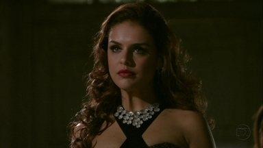 Rosângela revela que denunciou Waleska - Morena e Jéssica ficam desoladas