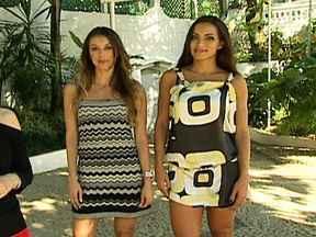 """Glória Kalil dá dicas de moda para o verão - A consultura de moda dá exemplos de roupa para dois estilos de mulheres: as """"modeletes"""" e as """"malhadetes"""". Ela mostra como combinar vestidos, saias e até terninhos."""