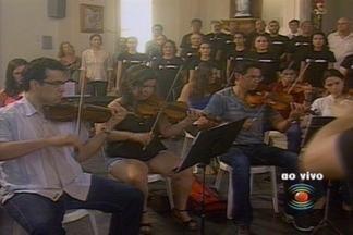 Coro Encanto apresentará recital de fim de ano em Campina Grande - Apresentação do coral está na 18ª edição.