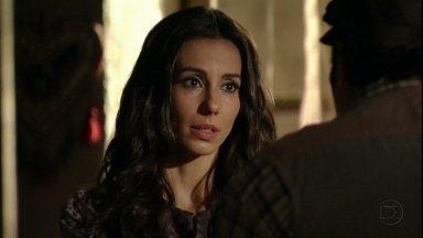 Ayla diz que esquecerá Zyah - Sarila provoca Bianca e Zyah acalma a amada