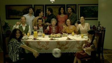 Doce de Mãe - Especial do dia 27/12/2012, na íntegra - Confira as aventuras de Dona Picucha e sua família