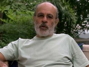 Osmar Prado relembra Barão de Araruna, de Sinhá Moça - O temido personagem exalava crueldade