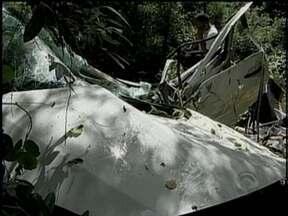 Acidente mata quatro pessoas da mesma família em Lages - O motorista do outro carro saiu ileso do acidente.