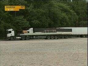 Presa quadrilha que roubou pelo menos 30 caminhões na região de Curitiba - Os bandidos acharam que o rastreador de um dos veículos roubados não estava funcionando