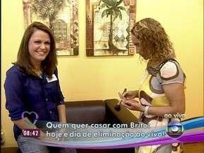 Ana Maria faz primeiro contato com candidatas de Carlos Brito - Brito vai escolher duas entre as três candidatas para continuar na disputa
