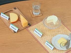 Queijo provolone é o campeão na quantidade de cálcio - O gorgonzola é o tipo que tem mais gordura, seguido pelo prato e pelo parmesão. O minas é o primeiro do ranking da lactose. Nos queijos mais secos, este carboidrato não está presente.