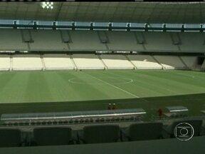 A Copa do Mundo é Nossa: veja como está a Arena Castelão, em Fortaleza - Série do Globo Esporte visita o estádio cearense, que receberá suas primeiras partidas na Copa do Nordeste 2013.
