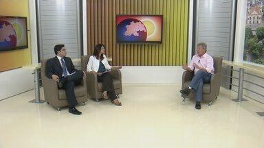 Prefeito de Manaus fala de metas para 2013 - Veja os principais assuntos abordados por ele