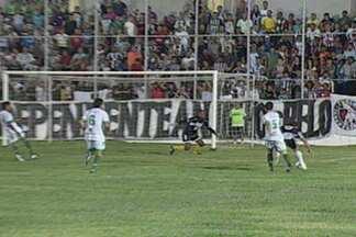 Botafogo-PB vence o Nacional de Patos e lidera o Paraibano - Jogando na Graça para um bom público, o Alvinegro fez 3 a 1 no time de Patos e segue 100% na competição.