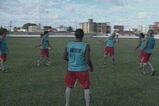 Auto Esporte se prepara para duelo contra o Atlético de Cajazeiras - Partida vai ser disputada nesta quinta-feira, no Estádio da Graça, e é válida pela segunda rodada do Campeonato Paraibano.