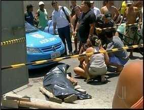 Empresário é assassinado em Campos dos Goytacazes, RJ - Polícia investiga o crime, mas ainda não tem pistas.Até o momento ninguém foi preso.