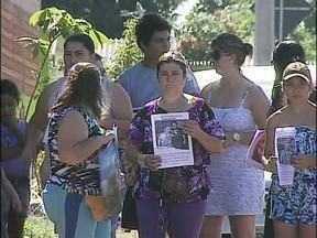 Família espera por notícias de Dorival Brecher, desaparecido desde sábado, em Foz do Iguaç - Ele veio de Pernambuco passar as festas de fim de ano com a família.