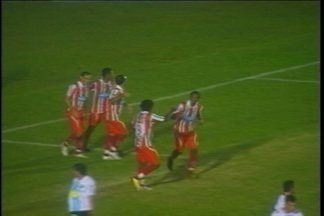 Passo Fundo goleia em casa no amistoso internacional - Cerro do Uruguai não marcou e placar terminou em 4X0