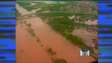 Profissionais da região trabalham para evitar tragédias no período de chuvas - Equipes na região trabalham na prevenção e alerta.