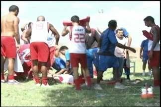 Corpo de ex-jogador Neto é velado em São Domingos do Maranhão - Atleta morreu de parada cardíaca na última quarta-feira (9), durante um treino no Rio Grande do Norte.