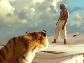 """Filmes indicados ao Oscar 2013 são divulgados - Nove produções concorrem ao Oscar de melhor filme este ano. O filme """"Lincoln"""", de Steven Spielberg, lidera a lista com 12 indicações."""