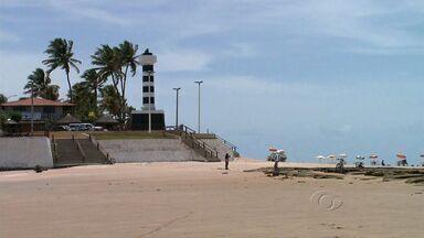 Belezas naturais de Pontal de Coruripe - Local foi o primeiro do Brasil a ser avistado pelos tripulantes das caravelas de Pedro Álvares Cabral.