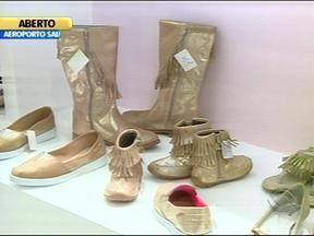 Feira de calçados em São Paulo aposta no mercado infantil - Setor teve queda histórica em 2012.
