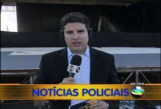 Turista de São Paulo morre ao sair do aeroporto de Aracaju - A turista ia atravessar a avenida que fica em frente ao Aeroporto Santa Maria quando foi atropelada. Ela até chegou a ser hospitalizada, mas não resistiu aos ferimentos. Confira as ocorrências policiais de hoje (15).
