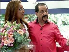 Any vai se casar com Brito! Jovem desbanca mais de 80 candidatas - A curitibana é a grande vencedora da disputa pelo coração do empresário