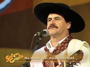 Veja a música de Walther Moraes e Elton Saldanha - Galpão Crioulo relembra os melhores momentos de 2012.