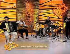Galpão mostra os melhores momentos de 2012 - Samuca do Acordeon é um dos músicos lembrados no programa.