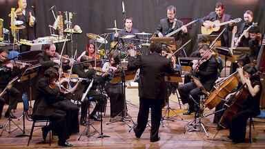 Reprise: Orquestra Ouro Preto promete encantar o público inglês com versões dos Beatles - Programa foi exibido em 19 de agosto de 2013.