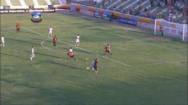 Na Copa do Nordeste, Santa Cruz vence o CRB e Sport empata contra o Sousa - Já o Salgueiro derrotou o Asa. Confira os gols da rodada deste fim de semana.