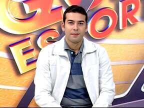 Globo Esporte - TV Integração - 21/01/2013 - Veja as notícias do esporte do programa regional da Tv Integração