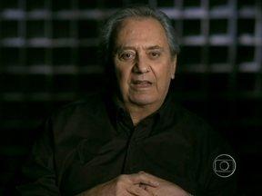 Você Viu? Agildo Ribeiro participou do Fantástico no fim de semana - Humorista contou tudo no quadro 'O que vi da vida'