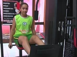 Representante do AM na Copa do Brasil, equipe feminia do Iranduba aprimora parte física - Representante do AM na Copa do Brasil, equipe feminia do Iranduba aprimora parte física.