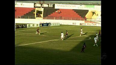 Guarani de Juazeiro vence Ferrão e segue líder do Cearense - Guaranid e Juazeiro venceu Ferroviário por 1 a 0 e segue como líder isolado do Campeonato Cearense