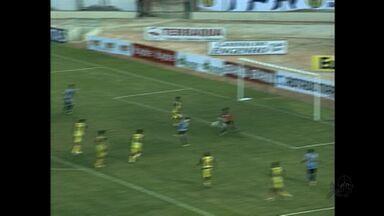 Veja gols que completaram a rodada do Campeonato Cearense - Veja gols de Guarany de Sobral 0 x 1 Maracanã, além da goleada do Horizonte sobre o Crato por 4 a 2