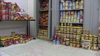 Encenação da Vila de São Vicente arrecada achocolatado e leite em pó - Ingressos são trocados pelos alimentos que serão enviados para instituições carentes.
