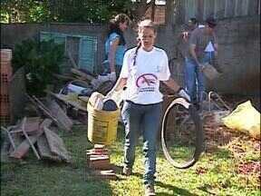 Município de São Miguel do Iguaçu contrata mais funcionários para o combate a dengue - A cidade corre o risco de uma epidemia da doença.