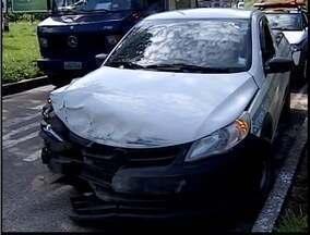Três veículos se envolvem em acidente entre Ipatinga e Coronel Fabriciano - Três veículos se envolvem em acidente entre Ipatinga e Coronel Fabriciano
