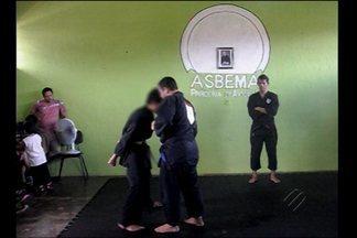 Inquérito policial investiga conduta de professores de karatê em Belém - Alunos denunciaram violência durante as aulas.