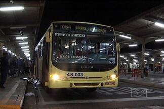 Homem morre atropelado no Terminal da Praia Grande - Um homem, que ainda não foi identificado, foi esmagado por um ônibus dentro do Terminal da Praia Grande, em São Luís, por volta das 22h dessa terça-feira (22).